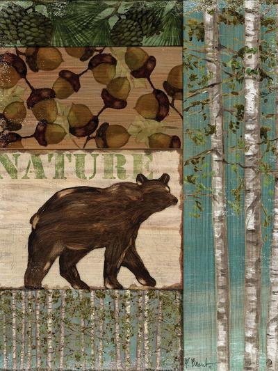 Nature Trail II-Paul Brent-Art Print