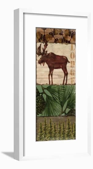 Nature Trail III-Paul Brent-Framed Art Print