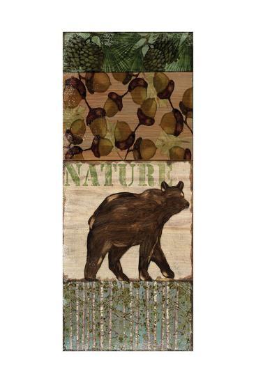 Nature Trail IV-Paul Brent-Art Print