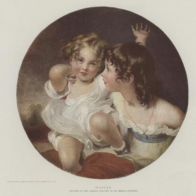 Nature-Thomas Lawrence-Giclee Print