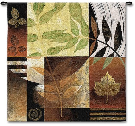 Natures Elements II-Keith Mallett-Wall Tapestry
