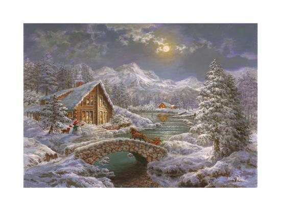 Natures Magical Season-Nicky Boehme-Giclee Print