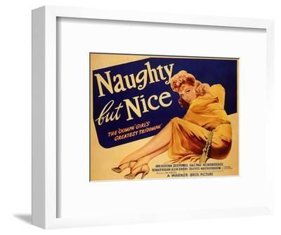 Naughty but Nice, 1939