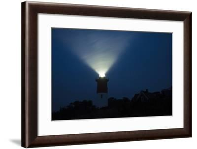 Nauset Lighthouse at Dawn-Michael Melford-Framed Photographic Print