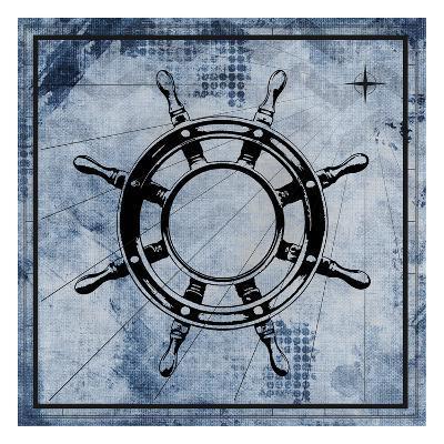 Nautical 3-Kimberly Allen-Art Print