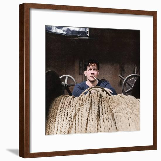 'Nautical character', 1941-Cecil Beaton-Framed Photographic Print