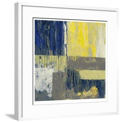 Nautical Dreams II-Jennifer Goldberger-Framed Limited Edition