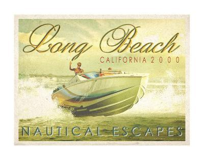 Nautical Escapes 3-Carlos Casamayor-Art Print