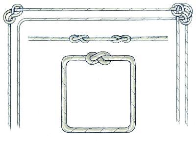 Nautical Ropes-Geraldine Aikman-Giclee Print