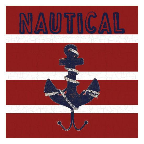 Nautical-Sheldon Lewis-Art Print