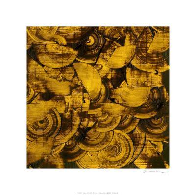Nautilus in Gold II-Sharon Gordon-Limited Edition