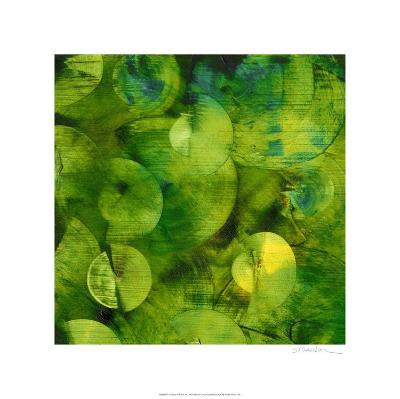 Nautilus in Green I-Sharon Gordon-Limited Edition