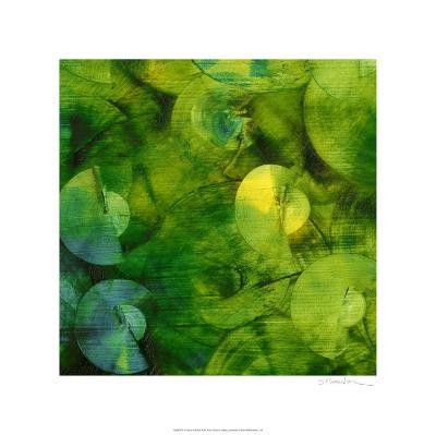 Nautilus in Green II-Sharon Gordon-Limited Edition