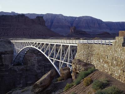 Navajo Bridge Grand Canyon National Park, Arizona, USA--Photographic Print
