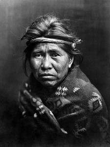 Navajo Man, C1914