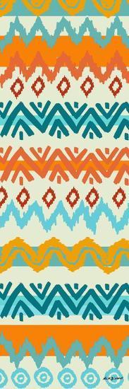 Navajo Missoni I-Nicholas Biscardi-Premium Giclee Print