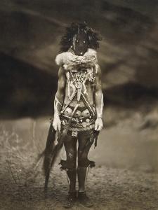 Navajo Ritual, C1904