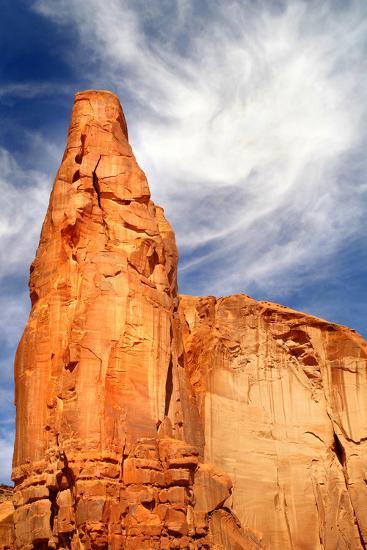 Navajo Skies-Douglas Taylor-Photographic Print