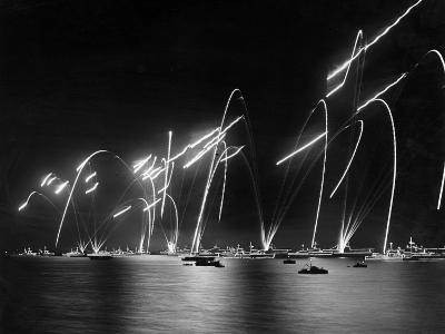 Naval Review-G. W. Hales-Photographic Print
