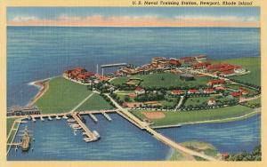 Naval Training Station, Newport, Rhode Island