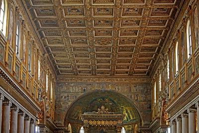 Nave and Ceiling--Giclee Print