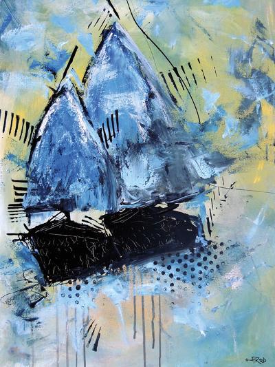 Navy 2832-Annie Rodrigue-Art Print