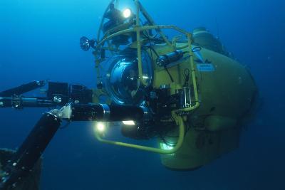 Navy Submersible-Alexis Rosenfeld-Photographic Print