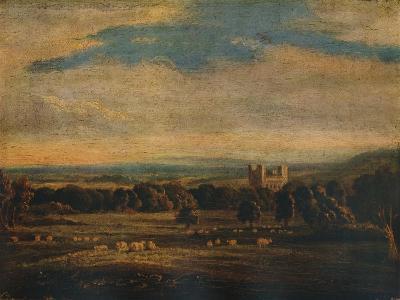 Naworth Castle, c1826-John Constable-Giclee Print