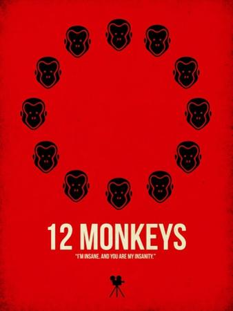 12 Monkeys by NaxArt