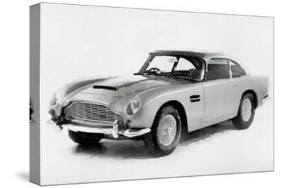 1964 Aston Martin DB5 Watercolor