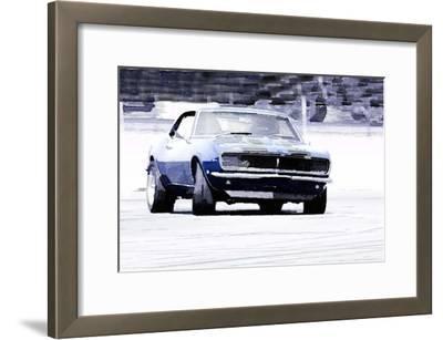 1968 Chevy Camaro Watercolor