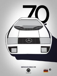 1970 Mercedes Benz C111