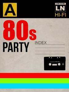 80's Party by NaxArt