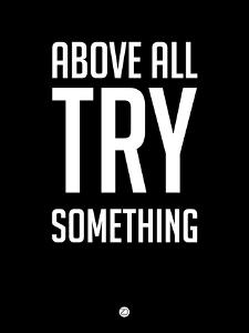 Above All Try Something 1 by NaxArt