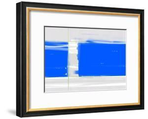 Abstract Blue by NaxArt