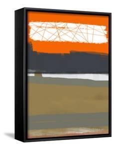 Abstract Orange 1 by NaxArt