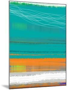 Abstract Orange Stripe2 by NaxArt