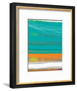 Abstract Orange Stripe2 by NaxArt