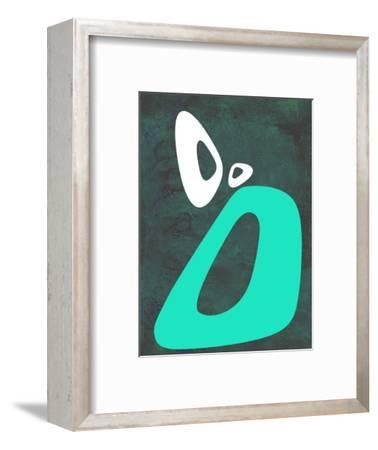 Abstract Oval Shape 5