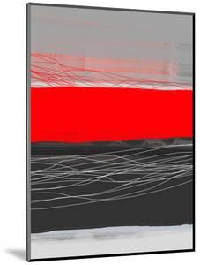 Abstract Stripe Theme Red by NaxArt