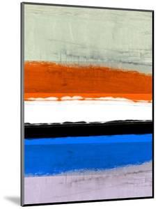 Abstract Stripe Theme White and Black by NaxArt