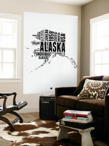 Alaska Word Cloud 2 by NaxArt