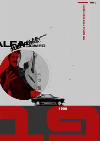 Alfa Rome Poster
