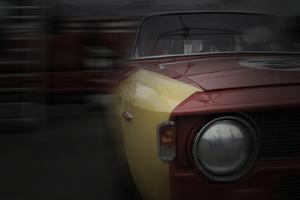 Alfa Romeo GTV Front by NaxArt