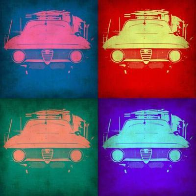 Alfa Romeo Pop Art 1