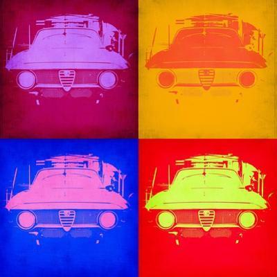 Alfa Romeo Pop Art 2