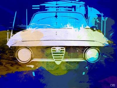 Alfa Romeo Watercolor