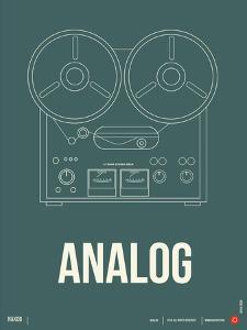 Analog Poster by NaxArt
