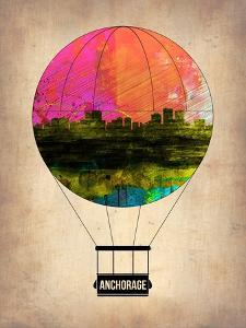 Anchorage Air Balloon by NaxArt