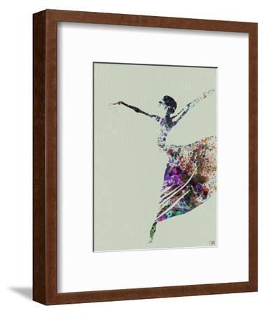 Ballerina Watercolor 3